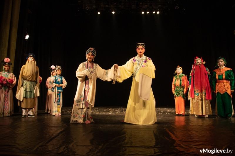 Пионовая беседка. Китайская опера Куньцюй