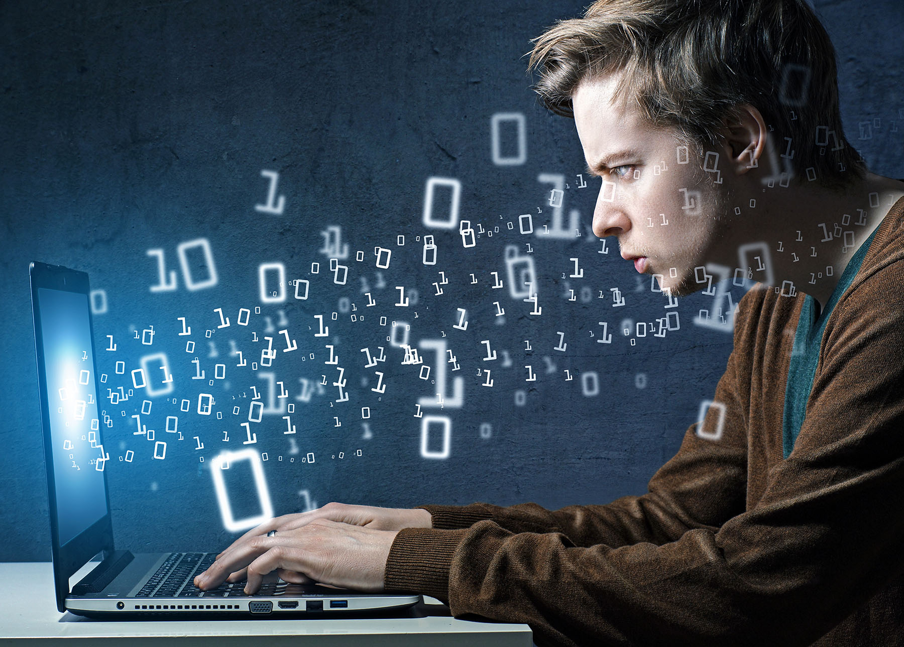 Картинки на тему компьютер и человек